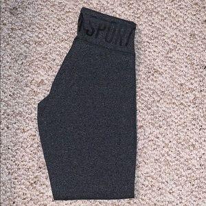 Victoria secret workout capri pants